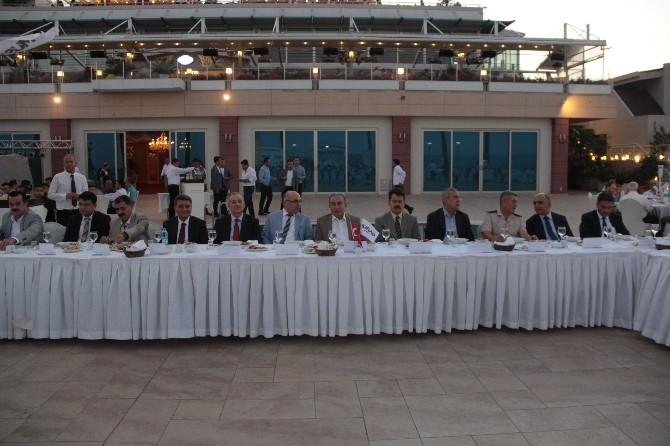 MÜSİAD '21. Geleneksel İftar Programı'