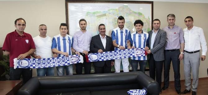 Şahinbey'de Milli Takım Gururu