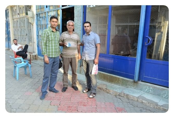 Sason'da Emekliler Haftası Kutlamaları