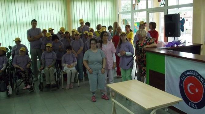 TİKA'dan Sırbistan Zraçak Fiziksel Ve Zihinsel Engelli Bakım Merkezi'ne Destek