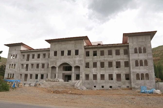 Sivas'ta Üç İlçeye Hükümet Konağı Yapılıyor