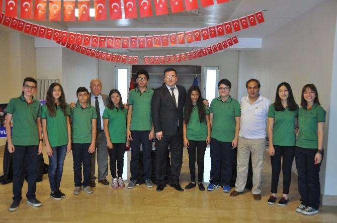 TEOG'da Gaziantep'in Gurur Tablosunu GKV'liler Oluşturdu