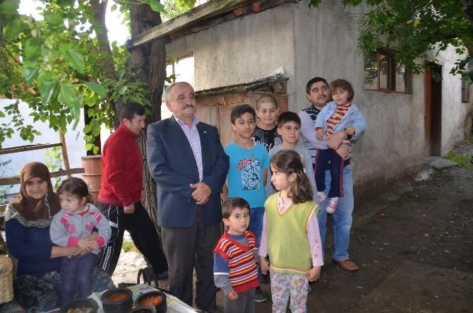 (Özel Haber) Tosya'da Fırından Keşkek Tekerleme İle Çıkıyor