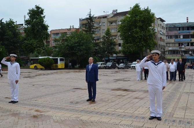 Trabzon'da Denizcilik Ve Kabotaj Bayramı Kutlamaları