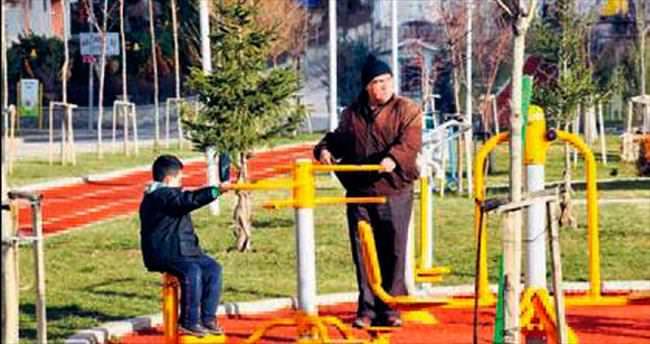 Yenimahalle'ye 12 yeni park geliyor