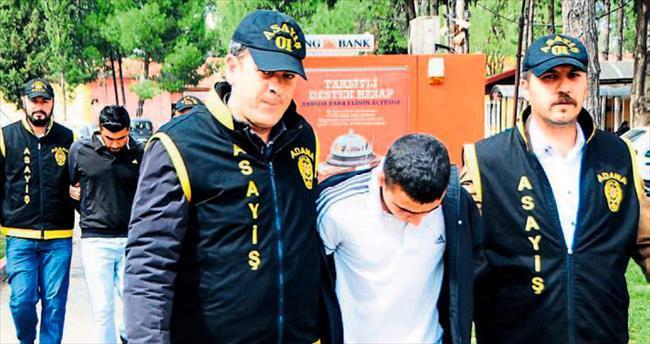 Kuyumcu gaspına 12'şer yıl hapis