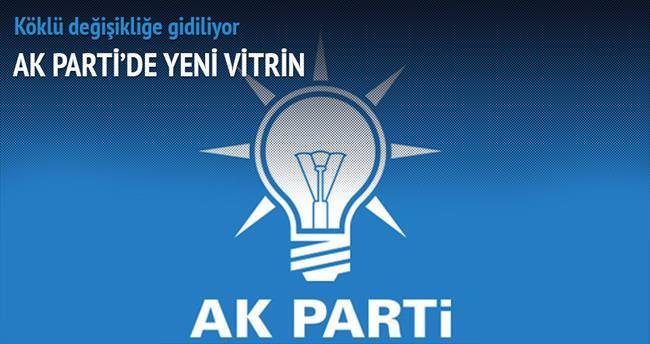 AK Parti'de 25'inci dönemde yeni vitrin