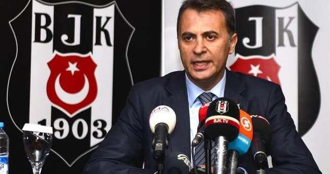 Beşiktaş UEFA barajını aştı
