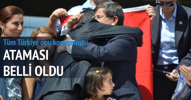 Öztürk Yılmaz Tacikistan Büyükelçisi oldu!