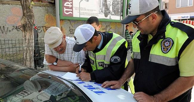 5 aylık trafik cezası 1 milyar lirayı geçti
