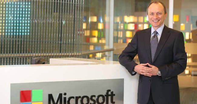 Microsoft Türkiye'nin başına yeni isim!