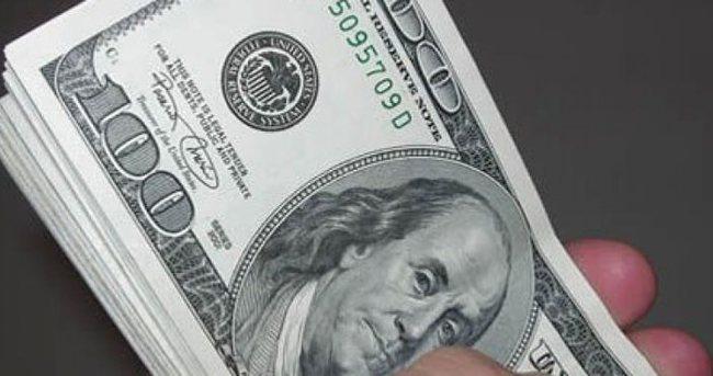 Dolar/TL ABD verisiyle 2,68'i gördü