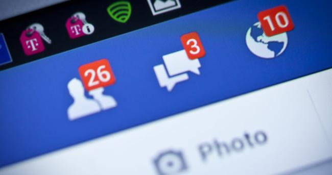 Facebook'un logosunda değişiklik