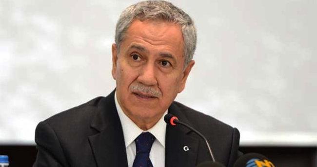 Bülent Arınç'tan 'koalisyon' açıklaması!