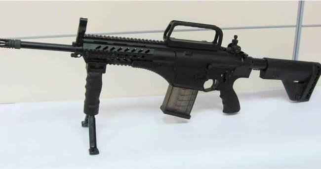 80 milyonluk Piyade Tüfeği sözleşmesi