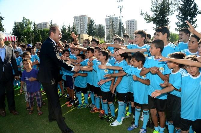 """Sözlü, """"Adana Futbolda Bir Fidelik Olacak"""""""