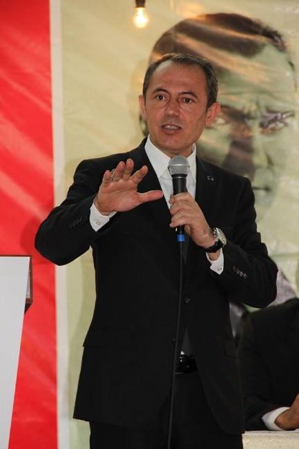 AK Parti'den Çin Zulmüne Tepki