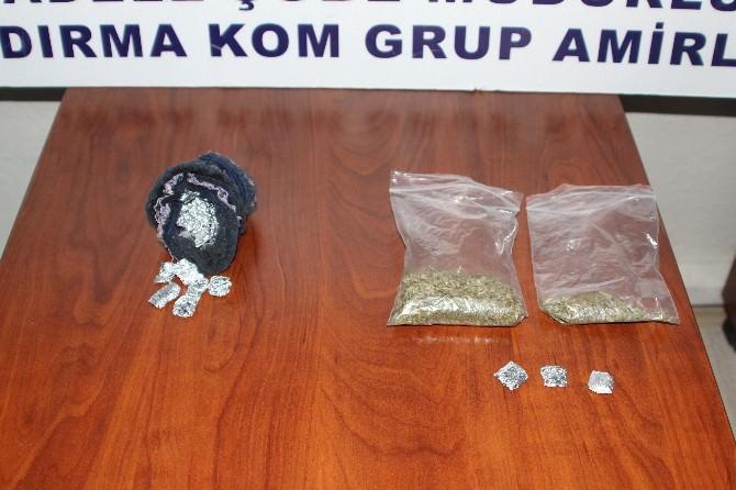 Bandırma'da Uyuşturucu Operasyonu