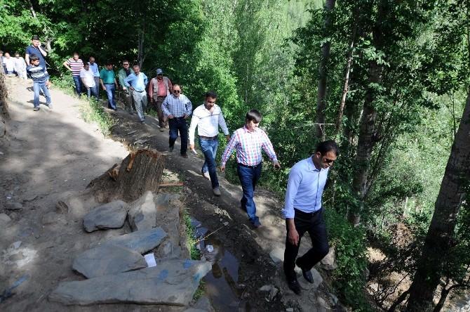 Bediüzzaman'ın Köyü İnanç Turizmine Hazırlanıyor