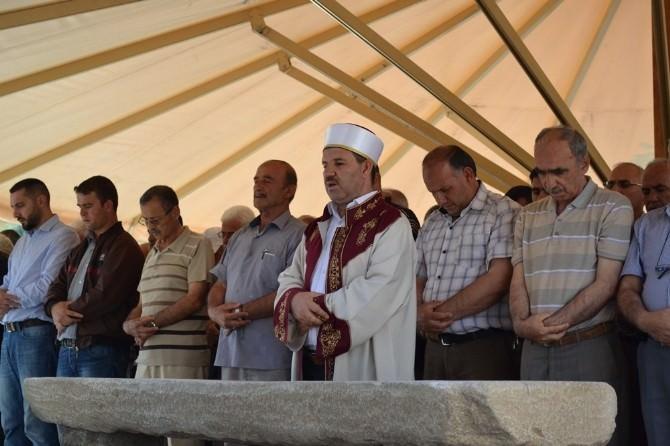 Bor'da Uygur Türkleri İçin Gıyabi Cenaze Namazı Kılındı