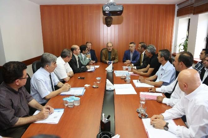 Büyükşehir'de Toplu İş Sözleşmesi İmzalandı