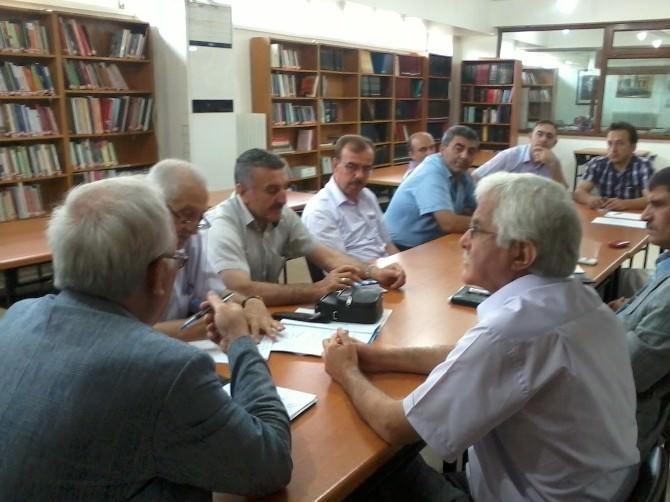 Kütüphaneler Arası Eşgüdüm Toplantısı