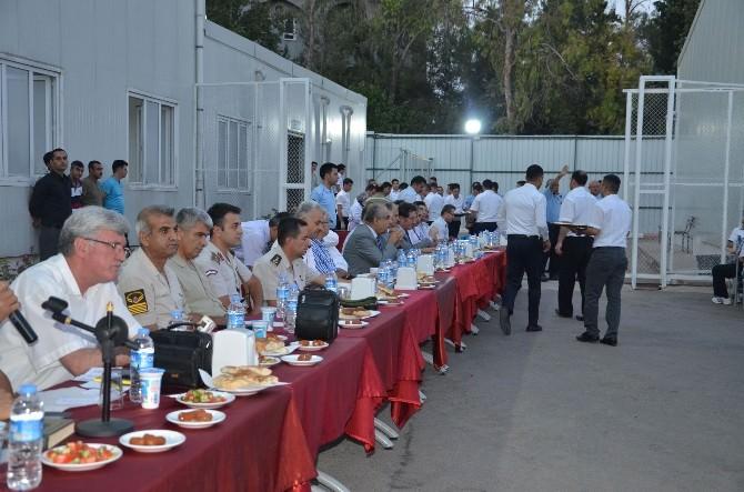 Antalya İl Müftülüğü'nden Cezaevinde İftar Yemeği