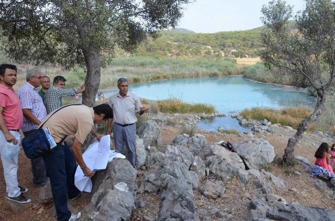 Dalaman Belediyesi Termal Su Kaynağı Projesini Tamamladı