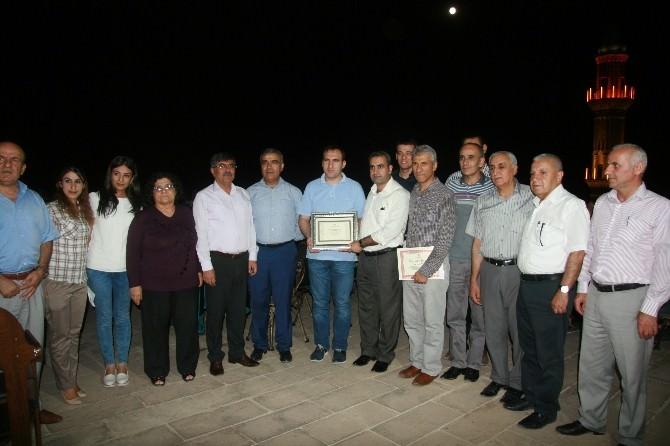 Mardin Bilim, Sanayi Ve Teknoloji İl Müdürlüğü İftarda Sanayicilerle Buluştu