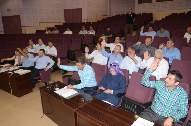 Kartepe Belediyesi Temmuz Meclisi Toplandı