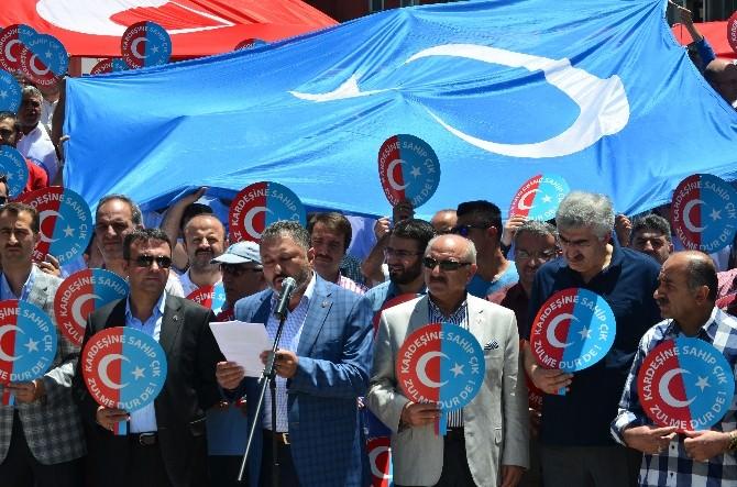 Doğu Türkistan'ın Sesini Duyun