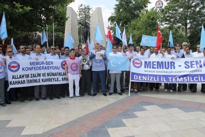Memur Sen'den Çin'e Boykot Çağrısı