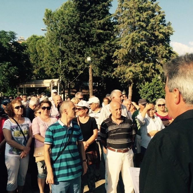 Sivas Olaylarında Hayatını Kaybedenler Ortaca'da Anıldı