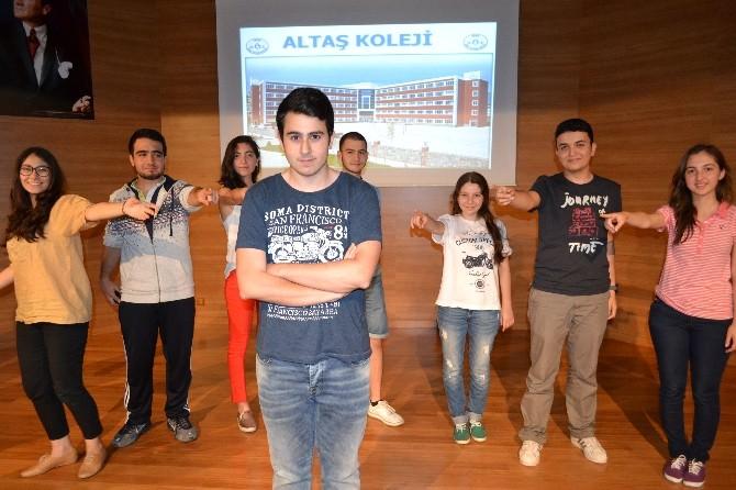 Özel Altaş Koleji'nden Büyük Başarı