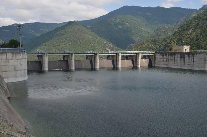 Altınkaya Baraj Gölü'nde Su Seviyesi 15 Metre Yükseldi