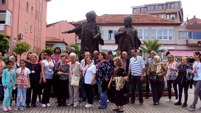 Yenimahalle Kültür Gezileri Başladı