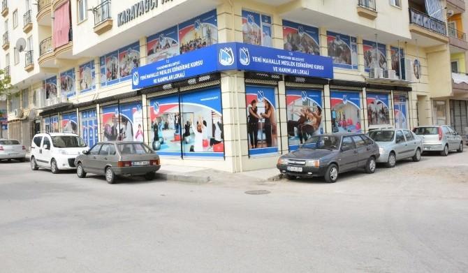 Yeni Mahalle Hanımlar Lokali Hizmete Açılıyor