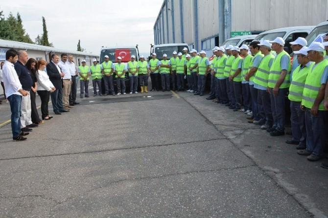 Yunusemre Belediyesi Personel Ve Araç Filosunu Genişletti
