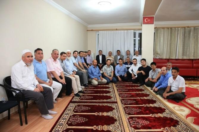 Başkan Aydın'dan Türkmen Dernekleri'ne Anlamlı Ziyaret