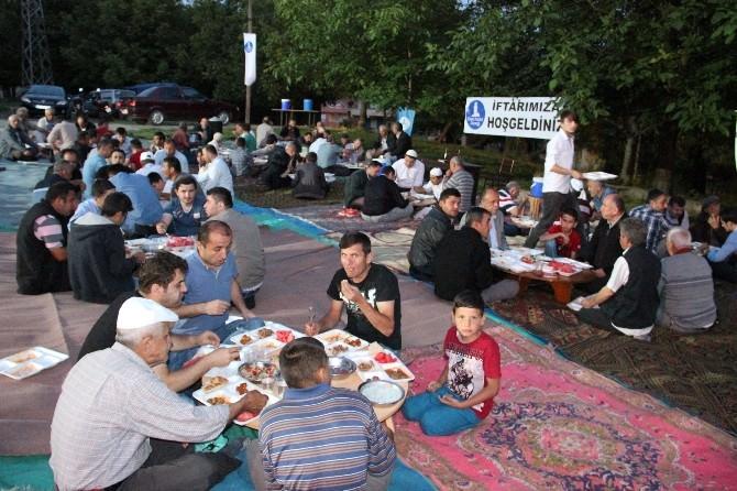 Deniz Feneri Kdz. Ereğli'de 6 Köyü İftarda Buluşturdu