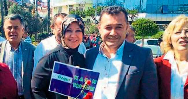 MHP'li başkanın gizli aşk kavgası