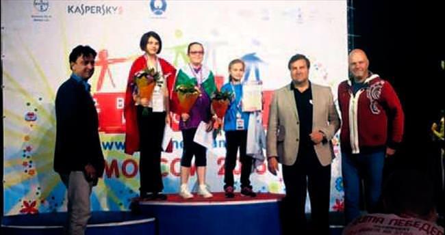Lösemili çocuklar dünya şampiyonu oldu