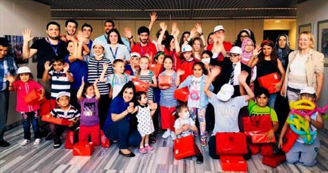 İkinci hayatlarının ilk tatilini yapmak için Şile'de buluştular