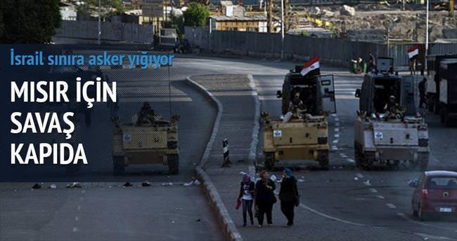 Mısır'da 'savaş' sesleri