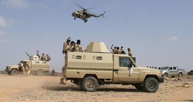 Yemen'de Husilere yönelik operasyonlar