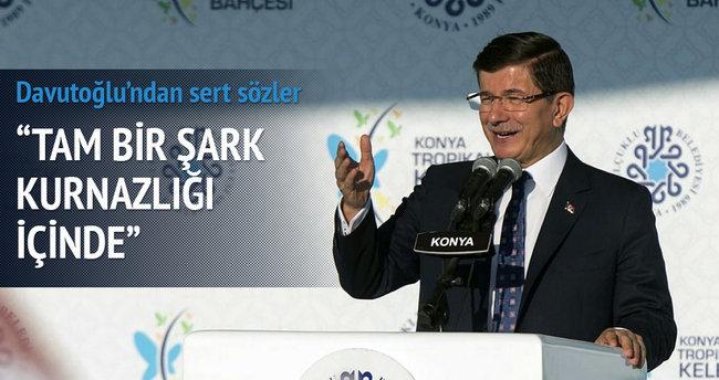 Davutoğlu: Kılıçdaroğlu şark kurnazlığı içinde