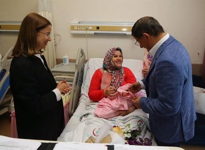 Sakarya'da Bin 67 Anneye 444 Bin TL Doğum Yardımı Yapılacak