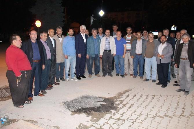 Milletvekili Şahin'den Otomotiv Test Merkezi Açıklaması