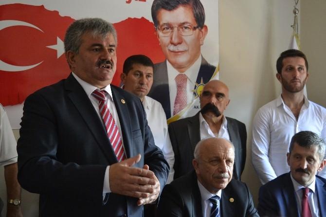 """Çaturoğlu: """"Türkiye'nin Bir Gün Daha Hükümetsizliğe Tahammülü Yok"""""""