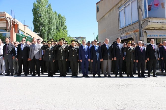 Mustafa Kemal'ın Aziziye Gelişinin 96. Yıldönümü…